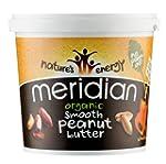 Meridian Organic 100 Percent Smooth P...