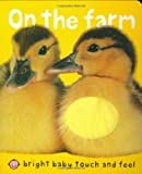 Bright Baby Touch & Feel Slipcase: On the Farm, Baby Animals, At the Zoo and Perfect Pets (Bright Baby Touch and Feel)