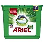 Ariel 3 in 1 Pods Vollwaschmittel, 24...