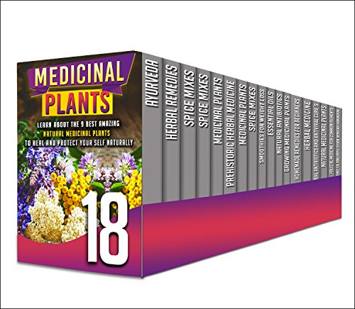 Homemade Remedies: 18 in 1 Box Set - Discover The Use Of Homemade Remedies To Heal And Protect Yourself, And More About Herbs And Medicinal Plants In This 18 in 1 Box Set by R. Sharleyne, H. Mcshiply, C. Mckenzie, M. Clarkshire, E. Wilcox, B. Glidewell, V. French
