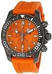 Men's 241423 Summit XLT Orange Dial Watch by Victorinox Swiss Army