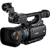 Canon XF100 Professional Camcorder with 10x HD Video lens, Compact Flash (CF) Recording from Canon