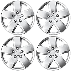 "NEW SET OF 4 WHEEL COVERS NISSAN ALTIMA 16"" HUBCAPS HUB CAPS FIT 2007 2008 2009 2010 2011"