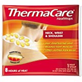 Thermacare Thermacare Heatwraps Knee & Elbow 2 Pack