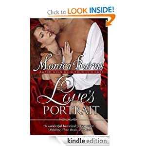 Love's Portrait (Historical Erotic Romance)