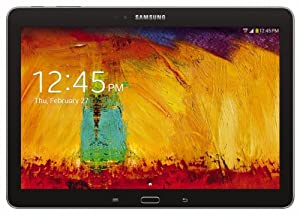 Samsung Galaxy Note 10.1 2014 Edition 4G LTE Tablet, Black 10.1-Inch 32GB (Verizon Wireless) by Samsung