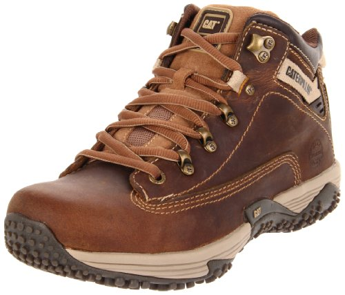 Caterpillar Men's Endeavor MR Boot,Dark Beige,11 M US