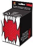 """Legion Suministros box454""""los depósitos de dragón Elder"""" deck Box"""