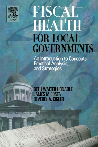 Fiscal Health for Local Governments