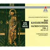 Bach, JS : Sacred Cantatas Vol.7 : BWV 119-137