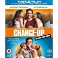 The Change-Up - (Blu-ray + DVD) [Region Free]