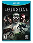 Injustice Gods Among Us Wii-U - Stand...