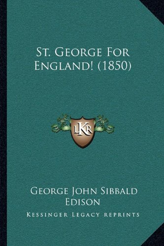 St. George for England! (1850)