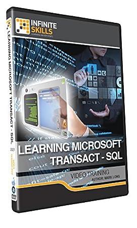 Learning Microsoft Transact - SQL - Training DVD