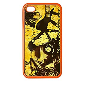 trigun wolfwood iphone hard case 4 and 4s iphone plasstic cover
