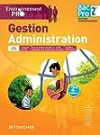 Environnement pro Gestion Administrat...