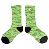 Sanjay & Craig: Craig Pattern Crew Socks - Youth