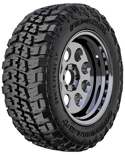 Federal Couragia M/T Mud-Terrain Radial Tire - 33x12.5R20 114Q (33 R20 Tires compare prices)