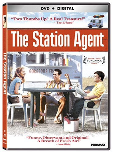 the station agent movie trailer reviews and more