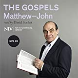NIV Bible: the Gospels: Read by David Suchet