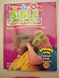 img - for Hands-On Bible Curriculum: The Bible Curriculum of Growing Churches (Hands-On Bible Curriculum, Grades 1 & 2) book / textbook / text book