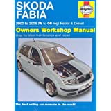 Skoda Fabia Petrol and Diesel Service and Repair Manual: 2000 to 2006 (Haynes Service and Repair Manuals)by A. K. Legg