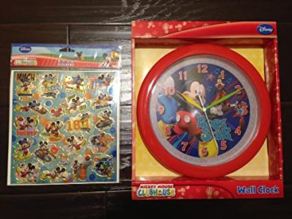 Mickey Mouse Wall Clock Wall Clock Mickey Mouse