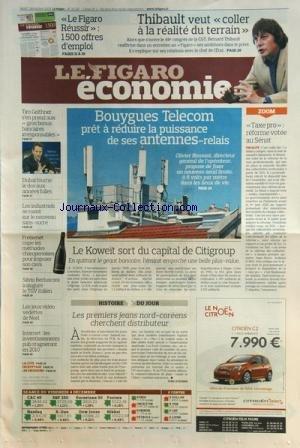 figaro-economie-le-no-20327-du-07-12-2009-bouygues-telecom-pret-a-reduire-la-puissance-de-ses-antenn