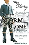 img - for My Story: The Storm to Come by Yankev Glatshteyn (4-Jan-2010) Paperback book / textbook / text book