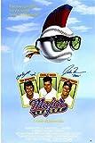 Tom Berenger/Corbin Bernsen Dual Autographed Major League 24x36 Movie Poster - Certified Authentic Autograph