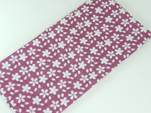日本手ぬぐい ピンクさくら 日本製