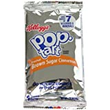 Kellogg's Frosted Pop-Tart, Brown Sugar Cinnamon, 1.76 Ounce (Pack of 80)