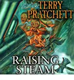Terry Pratchett [(Raising Steam: (Discworld Novel 40))] [Author: Terry Pratchett] published on (November, 2013)