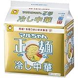 マルちゃん 正麺 冷やし中華 5P×6個