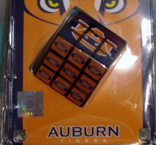 NCAA Officially Licensed University of Auburn Rubik's Cube at Amazon.com