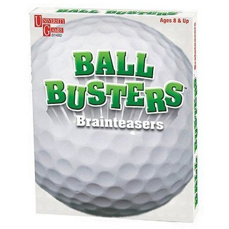 Ball Busters Card Game: Golf - 1