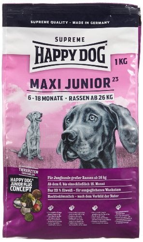 Artikelbild: Happy Dog Hundefutter 49117 Maxi Junior GR23 1 kg