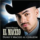 Mas Que Amigos - Andres Marquez 'El Macizo'