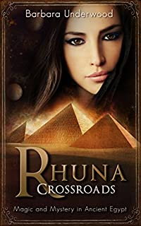 Rhuna - Crossroads: Science Fiction Fantasy Supernatural Thriller by Barbara Underwood ebook deal