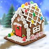 Medium Gingerbread House - 3 lb - by Best Cookies