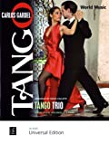 img - for Tango Trio - for Violin (Flute), Cello, Piano book / textbook / text book