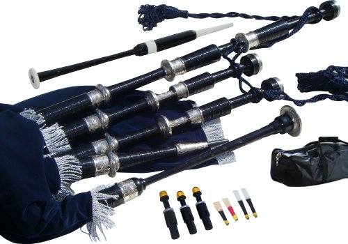bagpipe drone reeds review with Cheap Highland Bagpipe Rosewood Nickle on Black White Silk Cord as well Index besides Eb Clari  Albert Sytem besides plete Ross  ponent Kit moreover Mccallum Bagpipe P3 Plastic.