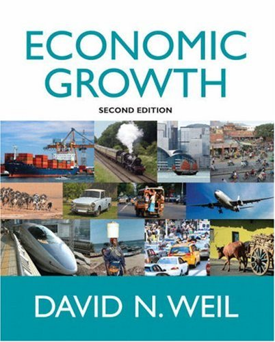 Economic Growth (2nd Edition)