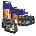 Pack of 5 New Ink Cartridges Replacem...