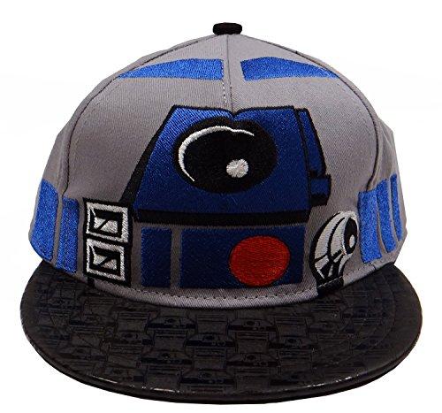 Star Wars R2-D2 Boy Youth Baseball Cap Hat (R2d2 Hat)