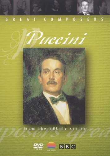 Great composers : Puccini - Chris Hunt - DVD