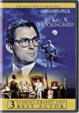 To Kill a Mockingbird (Collectors Edition) DVD Video edition published by Universal Studios (1998) [DVD]