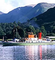 Family Boat Trip For Four - Take a Relaxing Boat Trip on Ullswater Lake
