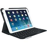 Logitech UltraThin Keyboard Folio for iPad Air Carbon Black (QWERTZ, deutsches Tastaturlayout)