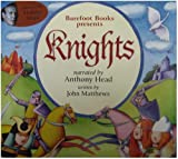 Knights--Narrated by Anthony Head--AUDIO CD